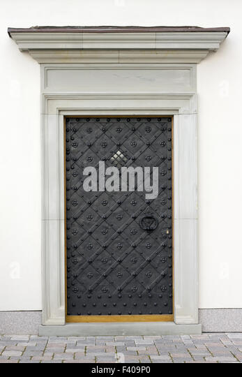 Modern Metal Gate Stock Photos Amp Modern Metal Gate Stock