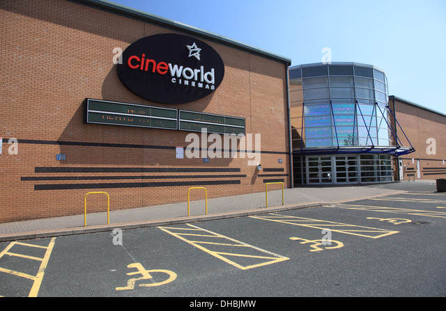 Cineworld cinemas logo