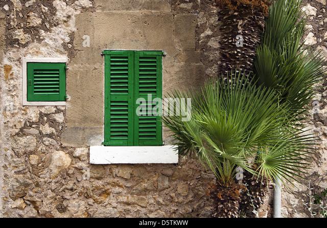 spanish impression - Stock Image