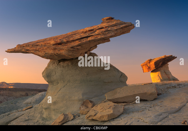 Stud Horse Point, Kanab, Kane County, Utah - Stock Image