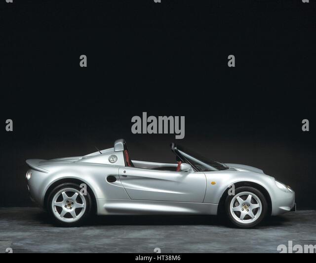1998 Lotus Elise. Artist: Unknown. - Stock Image