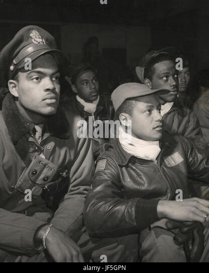 a history of the tuskegee airmen in the united states air force Most of these works have focused on the training of america's first black fighter  pilots and their subsequent accomplishments during combat this publication.