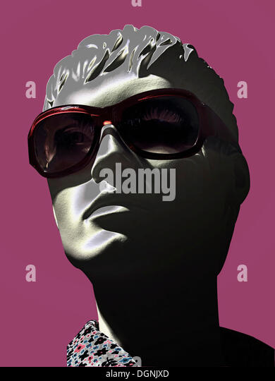 Mannequin Wearing Sunglasses Stock Photos & Mannequin ...