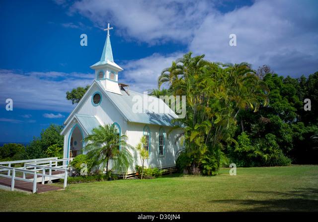 The Big Island, Hawaii - Stock-Bilder