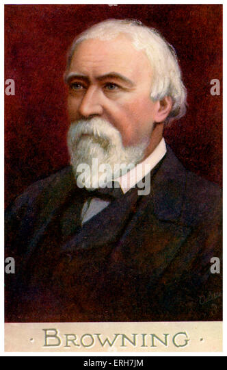 a biography of robert browning and english poet Printed from oxford dictionary of national biography  more welcomed in america 'than any english poet  the courtship of robert browning and elizabeth barrett.