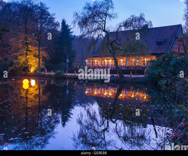 Gut Welpe, Vechta, Niedersachsen, Deutschland - Stock Image