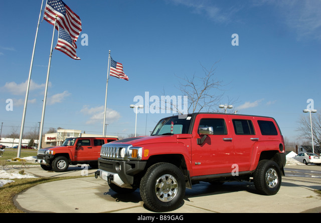 Hummer h3 stock photos hummer h3 stock images alamy for Grand blanc motors grand blanc mi