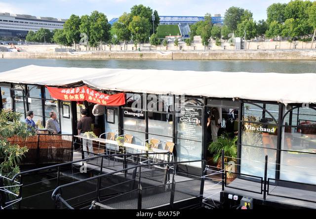 Caf Ef Bf Bd Barge Paris