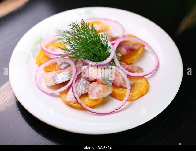 herring - Stock Image