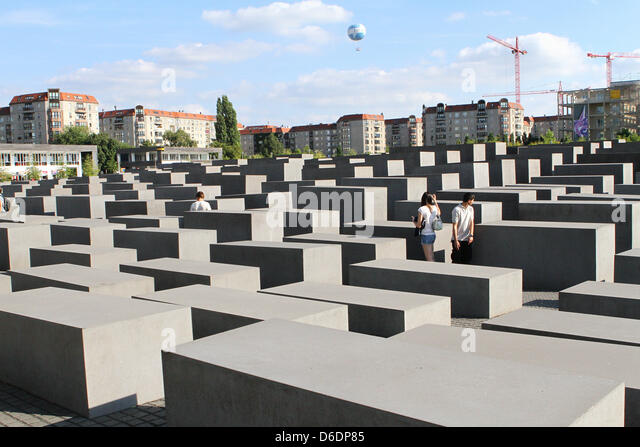 jewish memorial brandenburg gate stock photos jewish. Black Bedroom Furniture Sets. Home Design Ideas