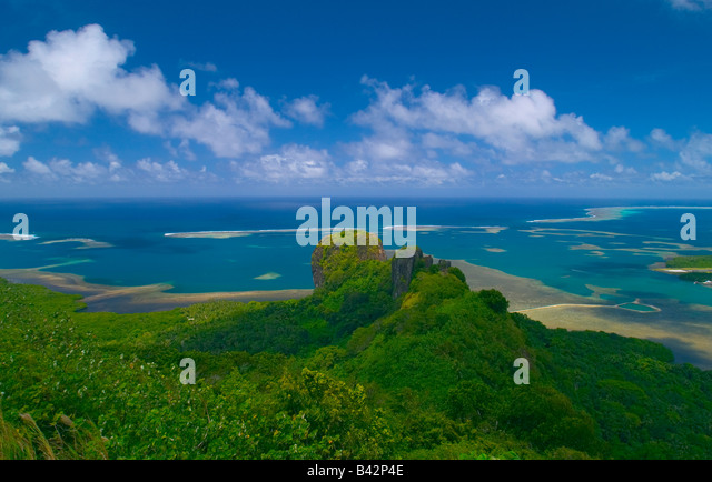 Pohnpei Island Caroline Islands Senyavin Islands Pacific Pohnpei Micronesia - Stock-Bilder