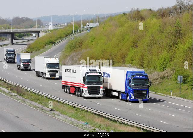 Lots Of Lorries Stock Photos Lots Of Lorries Stock