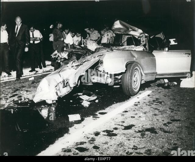 Mickey Hargitay Car Crash