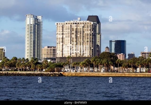 St. Petersburg, Florida - Stock Image