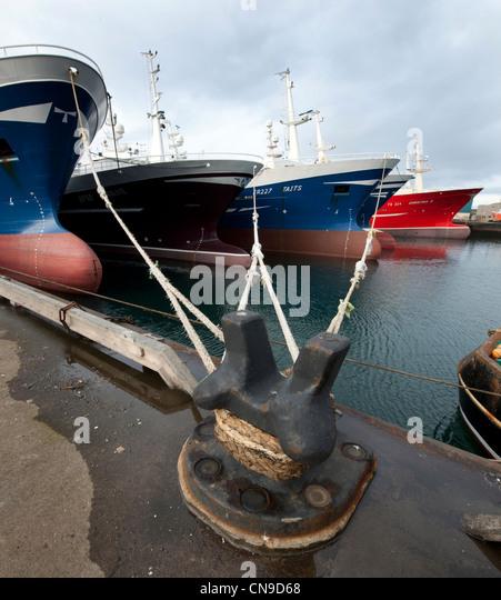 Fraserburgh stock photos fraserburgh stock images alamy for Jubilee deep sea fishing