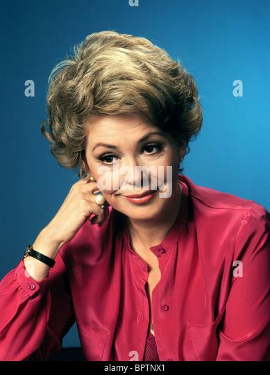 BARBARA RUSH ACTRESS (1980) - Stock Image