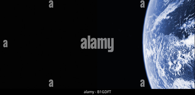 The Earth from Space - Stock Image
