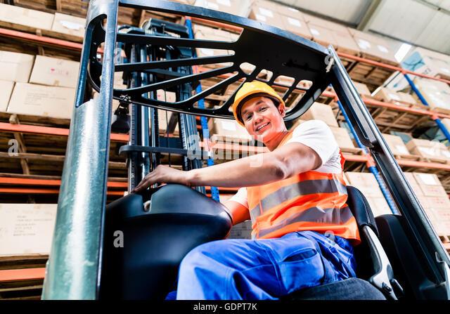 Logistics Warehouse Stock Photos Logistics Warehouse