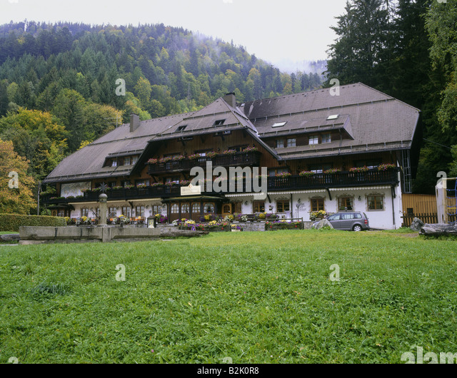 Hotel Sternen Hollental