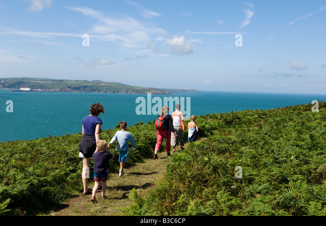 Long Dog Walks In Wales