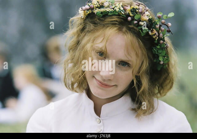 THE VILLAGE 2004 Touchstone Pictures film with Bryce Dallas Howard - Stock-Bilder
