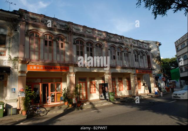 indian area, singapore, quartier indien, singapour - Stock-Bilder