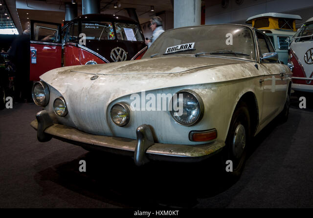 volkswagen karmann ghia sports car stock photos. Black Bedroom Furniture Sets. Home Design Ideas