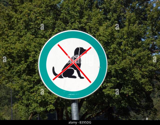 Park Sign Forbidden Stock Photos Amp Park Sign Forbidden