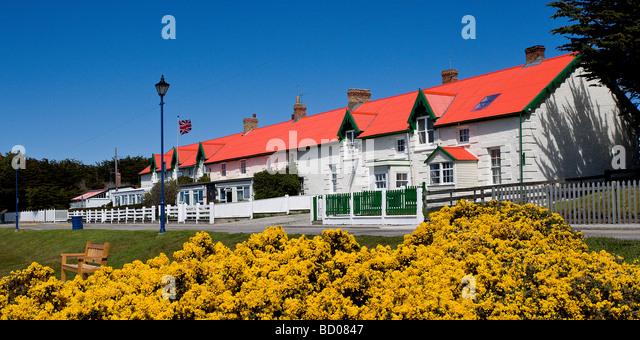 Port Stanley Hotels Falkland Islands