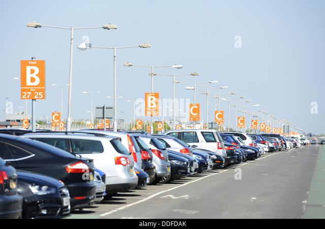 Ryanair Car Parking Birmingham