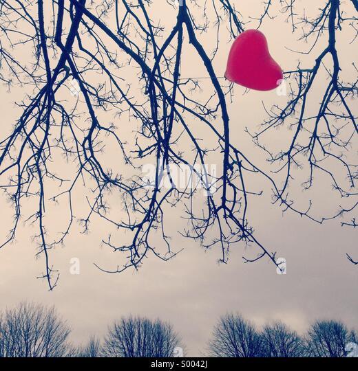 Happy Valentine's - Stock Image