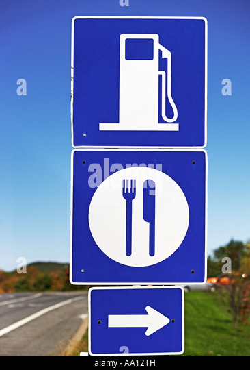 Signs - Stock Image
