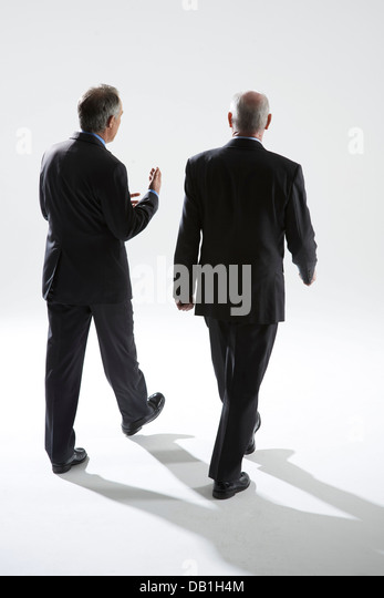 business men - Stock Image