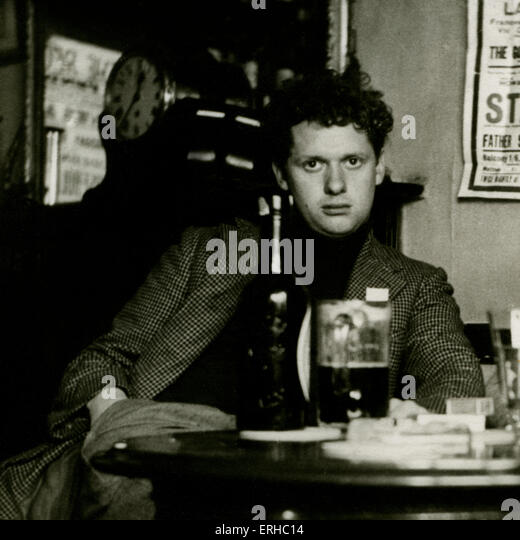 a biography of dylan thomas a welsh poet and writer Read about the life of dylan thomas, famous welsh poet and author of under milk wood.