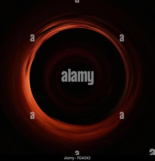 Close-Up Of Abstract Circle - Stock Image