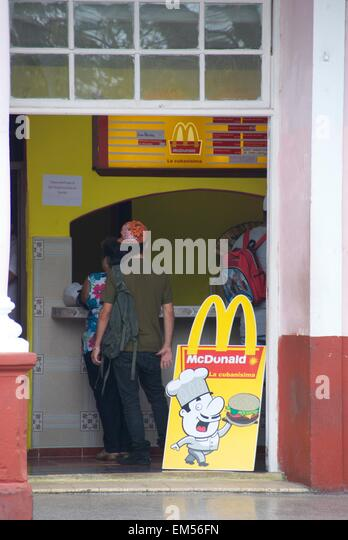 Cuban Fast Food Chain