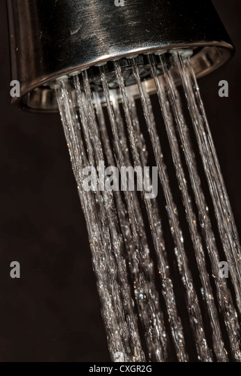 Water Spray - Stock Image