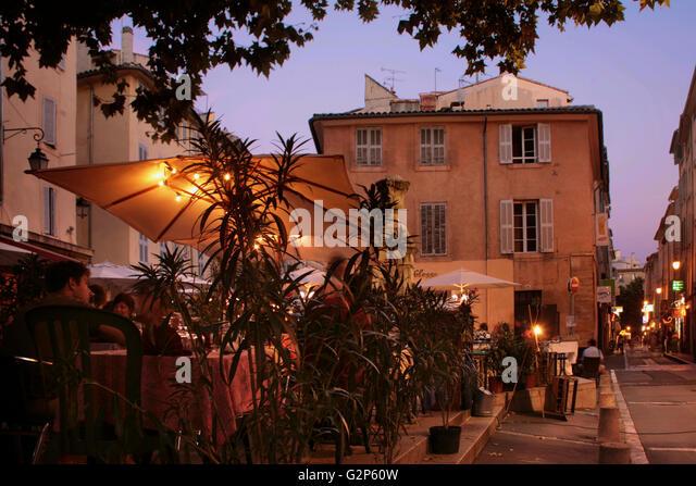 Restaurant Rue Des Tanneurs Aix En Provence