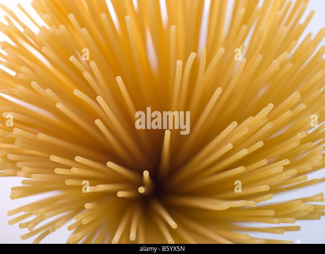 Spaghetti Pasta - Stock Image