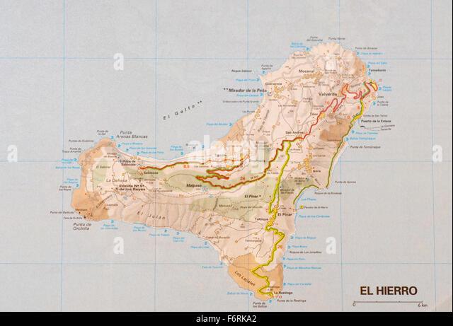 Island Of El Hierro Stock Photos Island Of El Hierro Stock Images