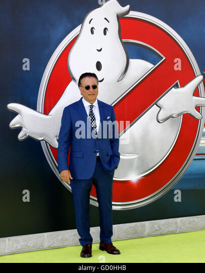 Los Angeles, USA. 09th July, 2016. Andy Garcia at the World premiere of 'Ghostbusters' held at the TCL Chinese - Stock-Bilder