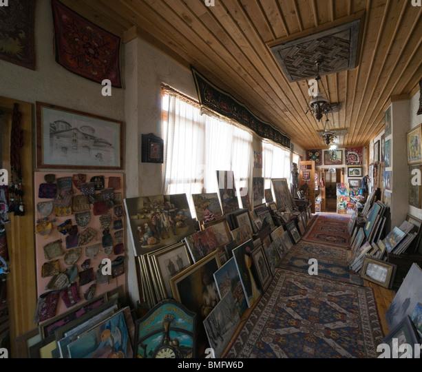 A Book Sale At Sothebys Auction Room