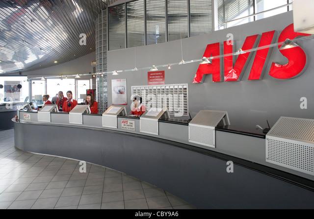 Avis Car Rental Manchester Airport Uk