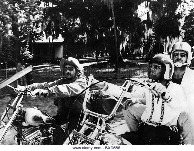 a film review of easy rider directed by dennis hopper Dennis hopper's final ride  his best-known work was easy rider (1969), which he directed and starred in,  easy rider became the cinematic symbol of the 1960s,.