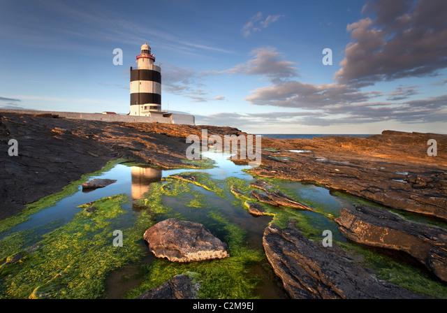 Hook Head Lighthouse - Stock Image