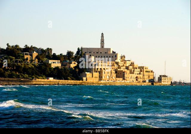 Jaffa, Tel Aviv, Israel - Stock Image