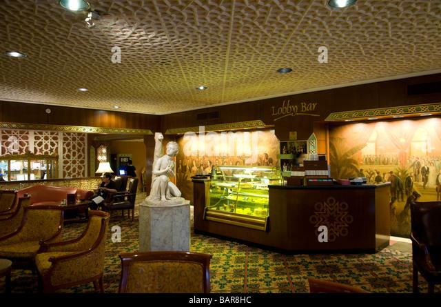 Fancy restaurant interior stock photos