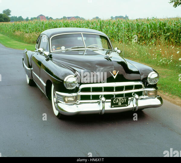61 stock photos 61 stock images alamy for 1949 cadillac fastback series 61 2 door
