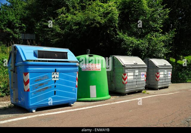 Waste Management - Stock Image