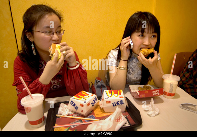Mcdonald China Stock Photos & Mcdonald China Stock Images ...